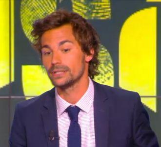 Bertrand Chameroy explique ses absences dans 'Touche pas...