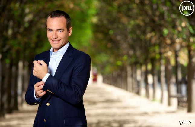 """Franck Ferrand, """"L'ombre d'un doute"""" sur France 3."""