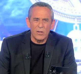 Thierry Ardisson, dans 'Salut les terriens' sur Canal+.