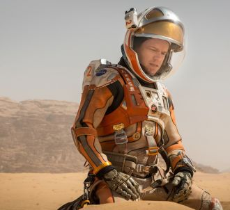 Matt Damon dans 'Seul sur Mars'
