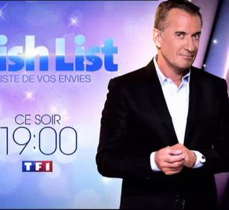 'Wish List' débarque ce soir sur TF1