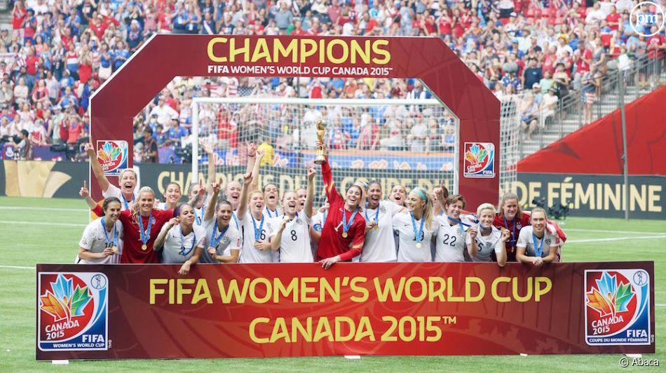 Les Etats-Unis ont remporté la Coupe du monde féminine de football.