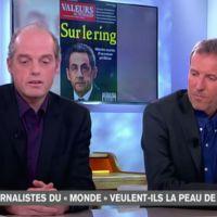 Affaire Jouyet/Fillon : Gérard Davet et Fabrice Lhomme du