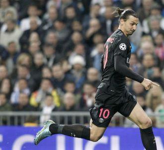 <span>Zlatan Ibrahimovic, mardi, lors de Real...