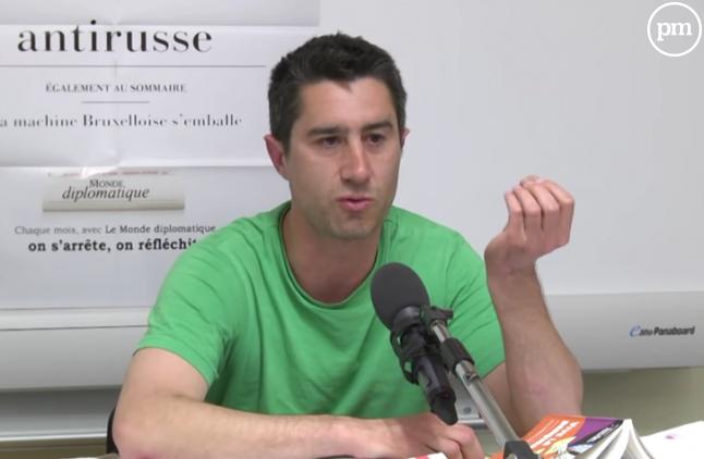 """François Ruffin, auteur de """"Merci patron !"""""""