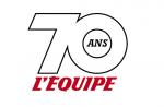 """""""L'Équipe"""" s'offre une campagne de pub pour ses 70 ans"""