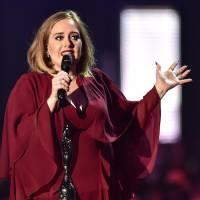 Adele soutient Kesha dans son discours aux Brit Awards 2016