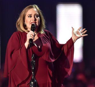 Adele soutient Kesha aux Brit Awards 2016