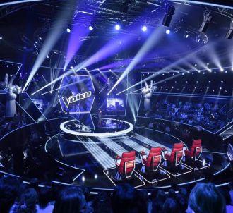 Le plateau de 'The Voice' 2016