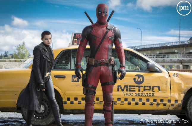 """Deadpool"" reste en tête du box-office US"