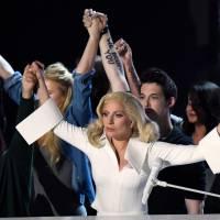 Oscars 2016 : Lady Gaga émeut Hollywood avec