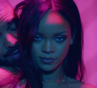 Drake et Rihanna dans le clip de 'Work'