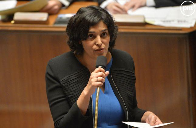 <p>Myriam El Khomri a fait un malaise</p>