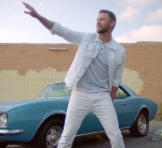Justin Timberlake dévoile le clip de 'Can't Stop the...