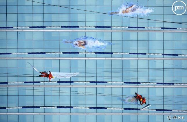 Les Jeux Olympiques démarrent doucement