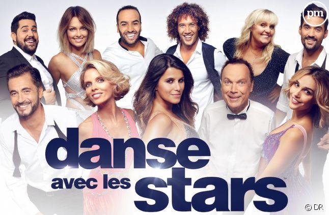 """Les candidats de """"Danse avec les stars"""" 2016"""