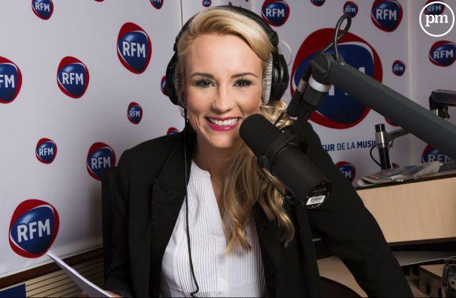 Elodie Gossuin, RFM.
