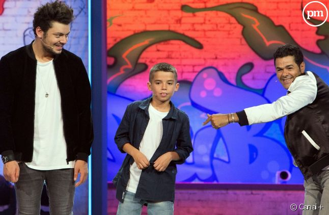 """Jamel Comedy Kids"" sur Canal+"