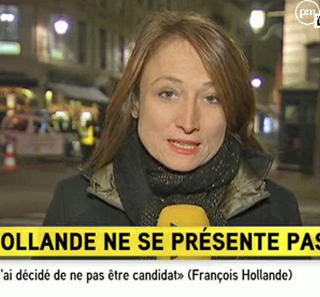 La Journaliste Politique Camille Langlade Photo