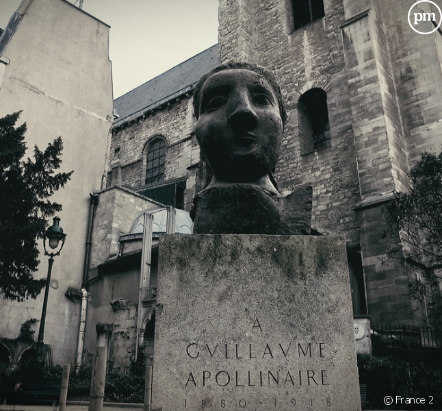"""Trésors Volés"", la statue de Pablo Picasso en hommage à Dora Maar."