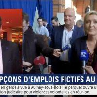 Louis Aliot s'énerve contre un journaliste de BFMTV