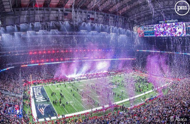 Le NRG Stadium de Houston (Super Bowl 2017)