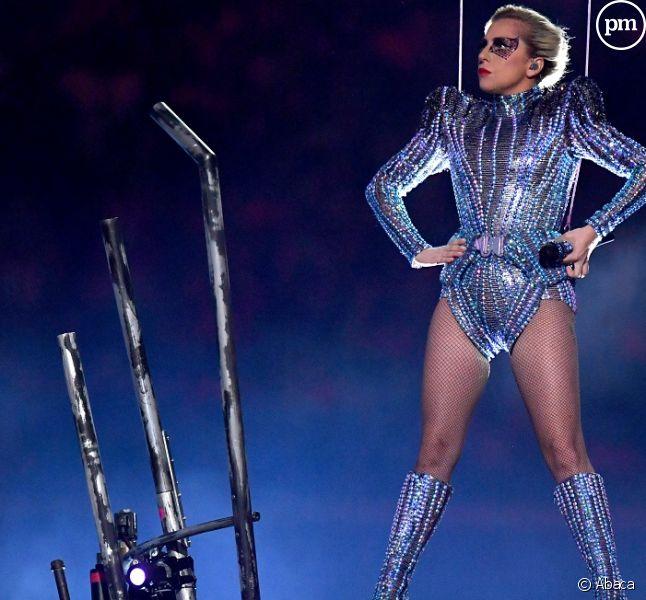 117,5 millions d'Américains ont suivi le concert de Lady Gaga