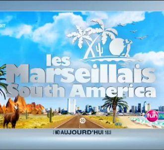 'Les Marseillais : South America' à 18h55 sur W9