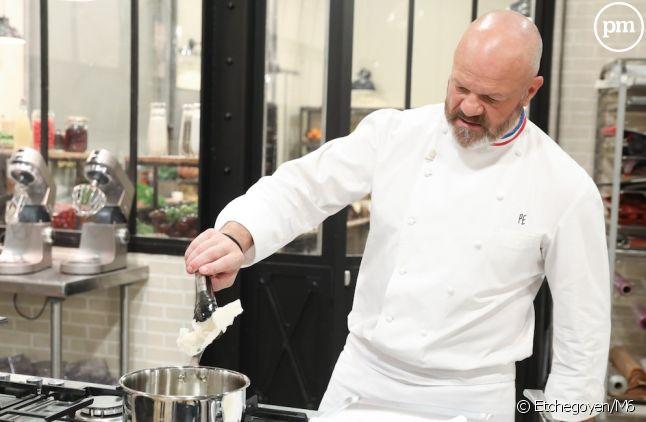 """Philippe Etchebest dans """"Top Chef 2017 : Le Choc des champions"""""""