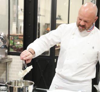 Philippe Etchebest dans 'Top Chef 2017 : Le Choc des...