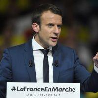 Emmanuel Macron tacle François Fillon après ses attaques contre les médias