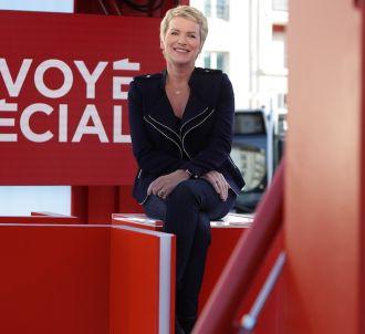Elise Lucet présente 'Envoyé spécial'