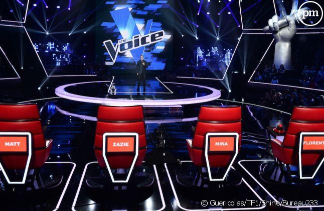 """Les auditions à l'aveugle de """"The Voice"""" 2017"""