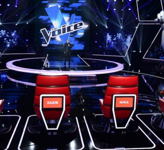 Les auditions à l'aveugle de 'The Voice' 2017