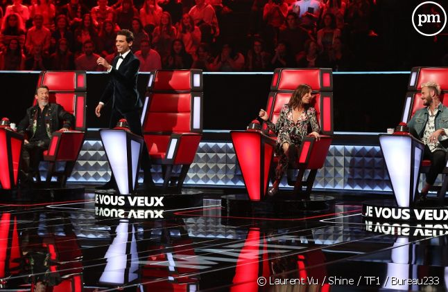 """""""The Voice"""", saison 6 sur TF1"""