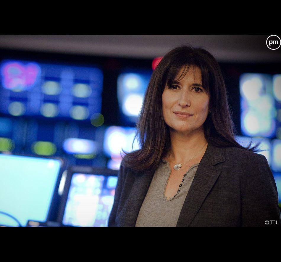 Catherine Nayl, la patronne de l'information de TF1