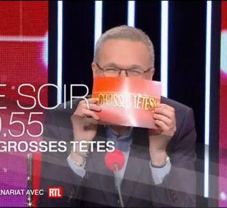 'Les Grosses Têtes' ce soir sur France 2