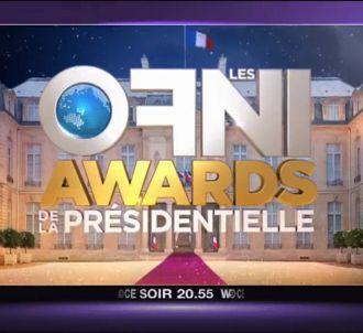 'Les OFNI Awards de la présidentielle' ce soir sur W9