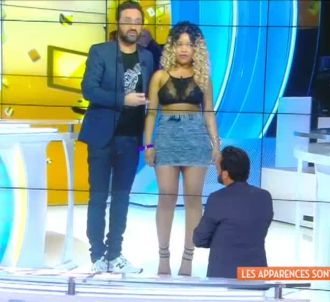Un bug coupe l'émission de Cyril Hanouna avant la fin.