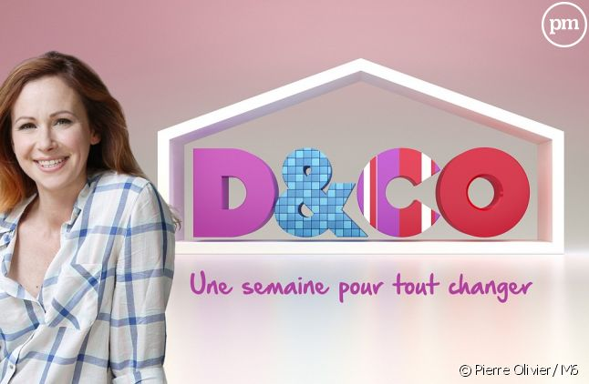 "Sophie Ferjani dans ""D&CO"""