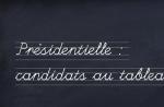 C8 : Les candidats à la présidentielle retournent à l'école pour Mélissa Theuriau