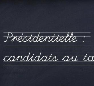'Présidentielle : candidats au tableau !'
