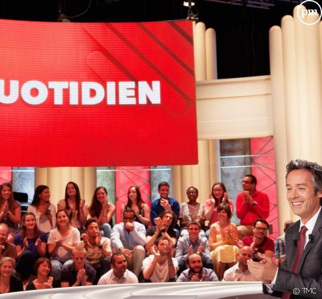 """Quotidien""."