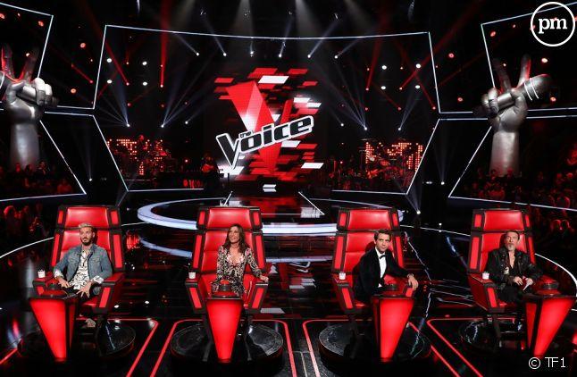"""""""The Voice"""" 2017, épisode 4"""