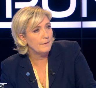 Marine Le Pen dans 'Punchline'