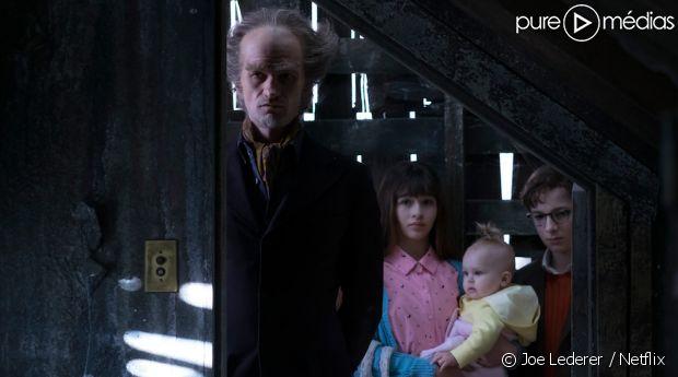 Orphelins Baudelaire : la malchance continue dans une seconde saison