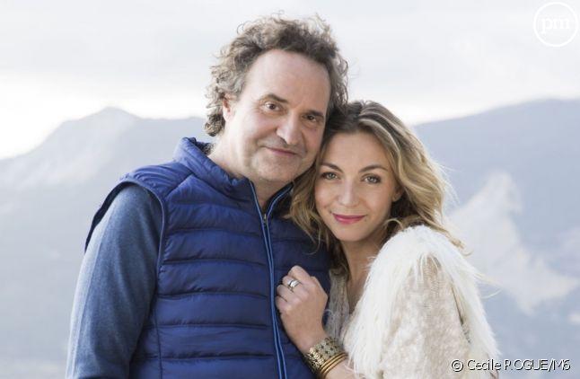 """Amélie Etasse et Grégoire Bonnet dans """"Scènes de ménages"""""""