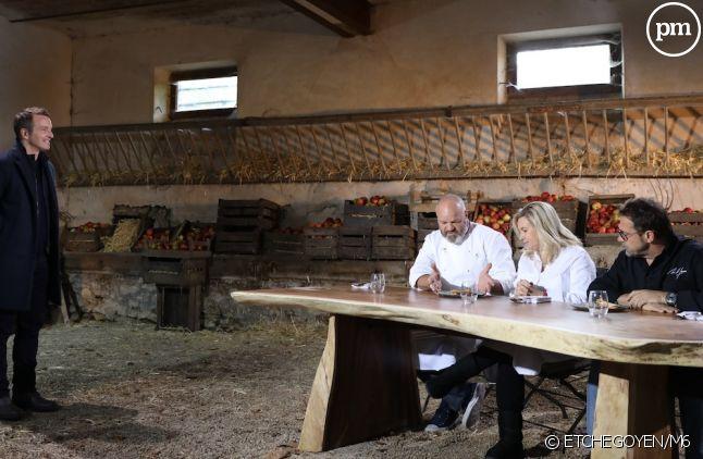 """Top Chef 2017 : Le Choc des brigades"" épisode 8"