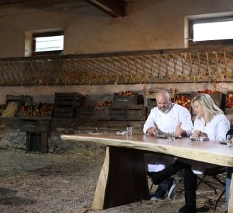 'Top Chef 2017 : Le Choc des brigades' épisode 8