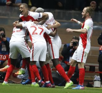 L'AS Monaco bat Manchester City et se qualifie pour les...